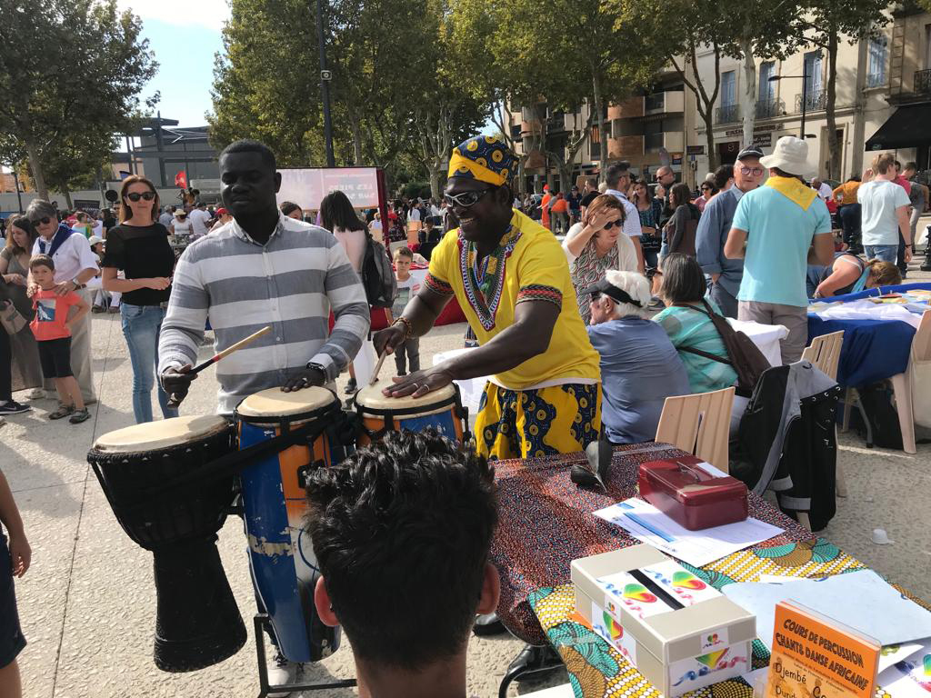 Sept 2019 : Forum des associations