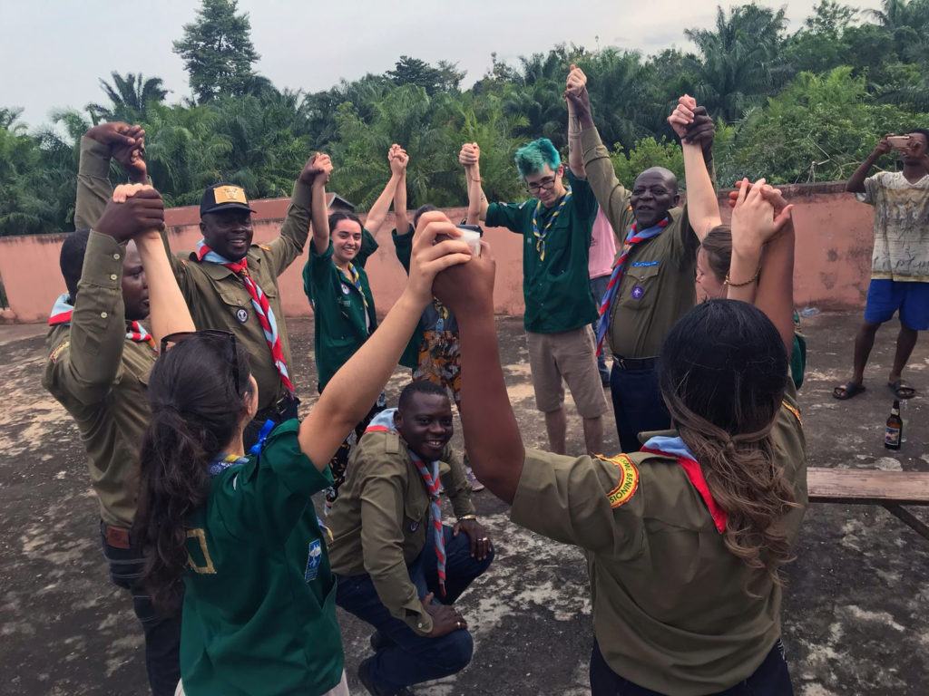 scouts a Hlodo
